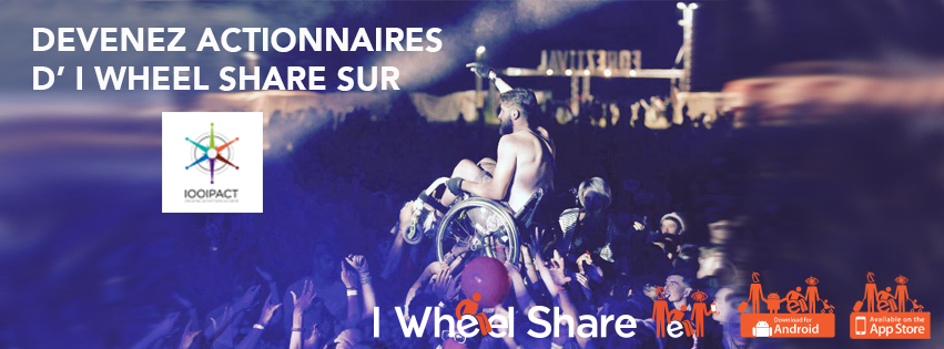 I Wheel Share lève des fonds sur 1001pact !
