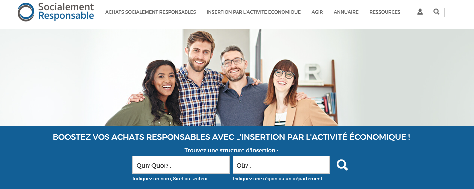 Nouvelle version de Socialement-responsable.org  !