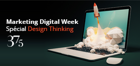 Conférence sur le design thinking en marketing ce 27/11
