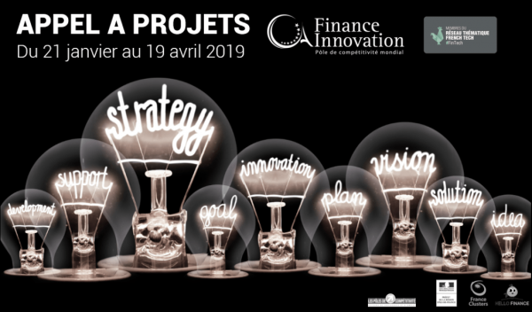 9ème appel à projet de Finance Innovation du 21/01 au 19/04