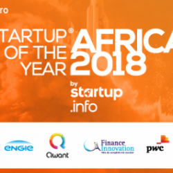 Les startups africaines à l'honneur avec le prix Startup of the year Africa 2018