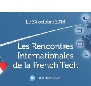 Les rencontres internationales de la French Tech