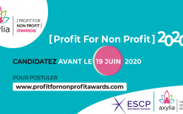 LES [PROFIT FOR NON PROFIT] AWARDS 2020