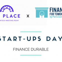 Start-Up Day,  Fintech for Tomorrow le 28/03
