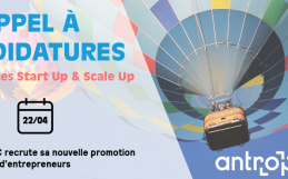 AAP – Scale Up & Start-Up  jusqu'au 22/04