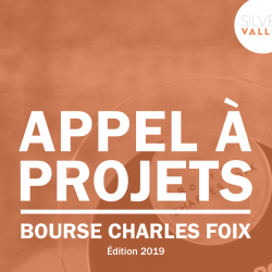AAP – Bourse Charles Foix & Silver Valley jusqu'au 23/04