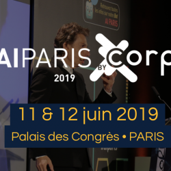 Artificial Intelligence Paris 2019 du 11/06 au 12/06