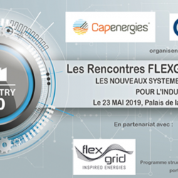 Les rencontres Flexgrid Industries le 23/05
