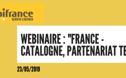 Webinaire : « France – Catalogne, partenariat tech »