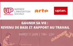 UP Conferences : Gagner sa vie, le 11/06