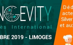 Congrès LONGEVITY International – le 8 Octobre 2019 à Limoges