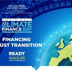 Climate Finance Day le 29/11
