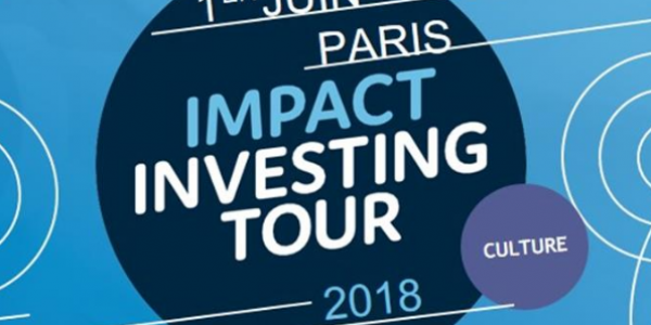 Impact Investing Day Culture: Rencontre entrepreneurs/investisseurs le 1/06 à Paris