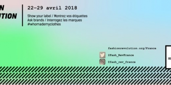 FASHION REVOLUTION WEEK 22-29/04