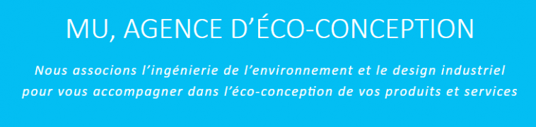Coopérative MU, agence d'eco-conception