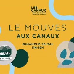 Pop-up store Le Mouves aux Canaux