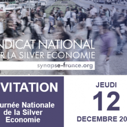 Journée nationale de la silver economie le 12/12/19