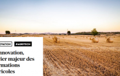 L'innovation, levier majeur des formations agricoles..