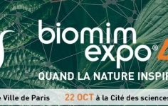 Biomim Expo à la Villette le 22/10