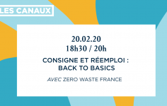 Consigne et réemploi: back to basics