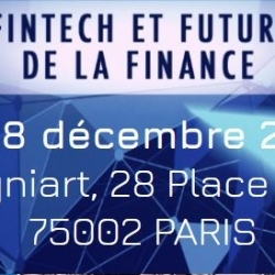 SAVE THE DATE: La Fin&Tech community le 8/12