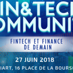 Participez à la Fintech Community de Finance Innovation le 27/06 à Paris