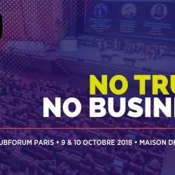 9 & 10 octobre : Hub Forum sur le digital en France