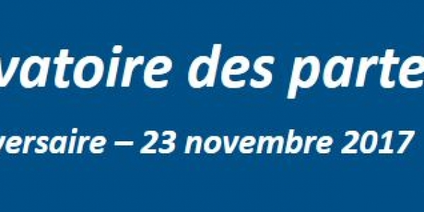 Colloque : impacts des alliances  innovantes au service du bien commun le 23/11