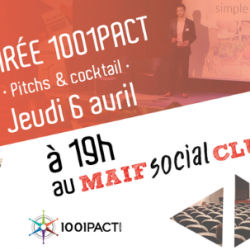Soirée #1001PITCH & Cocktail d'avril le 6/04 !