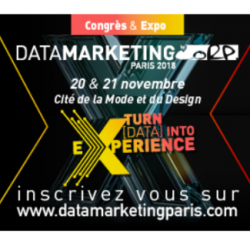 Le Data Marketing Paris revient ce 20 & 21 novembre !